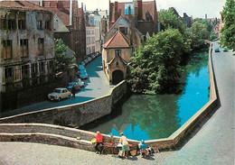 Belgique - Bruges - Brugge - Augustijnenrei - Automobiles - Carte Neuve - CPM - Voir Scans Recto-Verso - Brugge