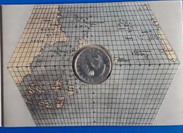 Moneta Celebrativa Del V Centenario Della Scoperta Dell'america  3° Emissione 1991 - 500 Lire