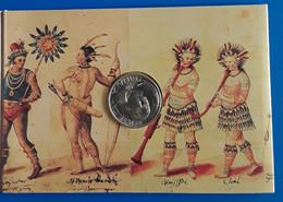 Moneta Celebrativa Del V Centenario Della Scoperta Dell'america  4° Emissione 1992 - 500 Lire