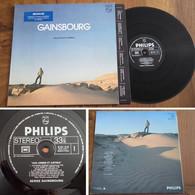 """Album 33t Lp 12"""" Serge Gainsbourg """" Aux Armes Et Caetera """" 12 Titres 1979 France - Rock"""