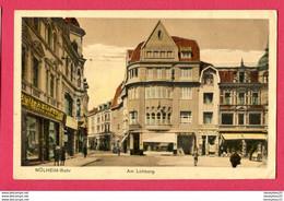 CPA (Réf : AA 039)  MÜLHEIM-RUHR  (ALLEMAGNE) Am Lohberg (animée) - Muelheim A. D. Ruhr