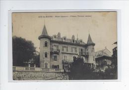 DEP. 73 AIX-LES-BAINS HOTEL GERMAIN CHATEAU DURIEUX (ANNEXE) - Aix Les Bains