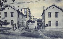 Alger - Entrée De La Caserne D'Orléans - Algiers