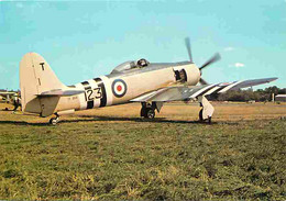 Aviation - Avions - Hawker Sea Fury FB 11 - Royal Naval Historic Flight - Carte Neuve - CPM - Voir Scans Recto-Verso - 1939-1945: 2ème Guerre