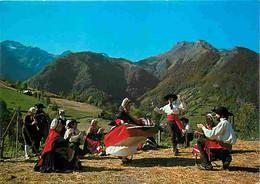 Folklore - Danses - Ariège - Folklore Biroussan - Traouesado De Toutis - CPM - Voir Scans Recto-Verso - Dances