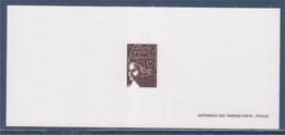 Gravure épreuve Timbre Poste Type N° 3083 Marianne De Luquet Dite Du 14 Juillet TVP - Documenten Van De Post