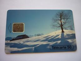 Télécarte Au Fil Des Saisons - 11/94 - 4.000.000 Ex - Operatori Telecom