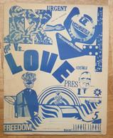IX - Hebdomadaire Humour Corrosif Bête Et Méchant - N° 5 De 1969 - 12 Pages Grand Format 29x36 Cm - 1950 - Today