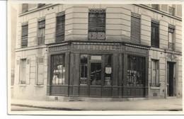 CARTE-PHOTO VAL  DE  MARNE MAISONS ALFORT Emile Picard Sellier Bourrelier .130  GRAND RUE - Maisons Alfort