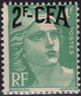 REUNION CFA Poste 290 ** MNH Type Marianne De Gandon [mp] CV 9 € - Unused Stamps