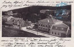 AK - Wien XXIII. - KALKSBURG - Breitenfurter Str. Höhe 551 Mit Gründerzeithäuser 1900 - Non Classificati