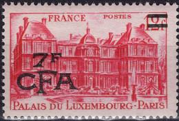 REUNION CFA Poste 300 ** MNH Palais Du Luxembourg à Paris [mp] CV 11 € - Unused Stamps