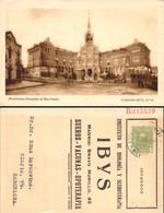 Tarjeta IBYS. Año 1927. Circulada De Madrid A Barcelona. - 1850-1931