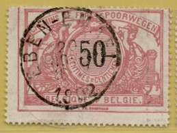 AA-1992  EBEN EMAEL     Spoor 21 - 1895-1913