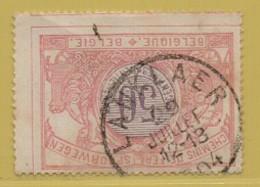 AA-1997   LANKLAER      Spoor 35 - 1895-1913