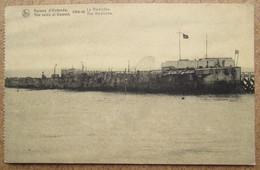 (K572) - Ruines D'Ostende 1914-1918 La Vindictive - Oostende