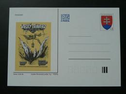 Entier Postal Stationery Card Grotte Cave Speleologie Slovaquie Ref 69589 - Altri