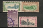 NEW ZEALAND -1947 CENTENNIAL OF OTAGO - Yvert # 297/300 - USED - Used Stamps