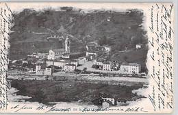 CPA ITALIE ITALIA LOMBARDIA PANORAMA DI SAN PELLEGRINO DOS SIMPLE ECRIT1905 - Otras Ciudades