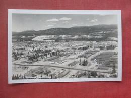RPPC   Whitehouse Yukon Territory    Ref 5056 - Yukon