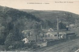 Chambon Feugerolles (42 Loire) Les Usines Trablaine - édit. Darves Blanc - Sonstige Gemeinden