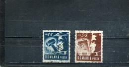 Roumanie 1948 Yt 1038 1040 - Oblitérés