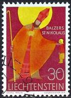 Liechtenstein 1967 - Mi 488 - YT 437 ( St Nicolas ) - Usati