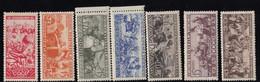 USSR/Russia 1933  Workers  MNH ** MI: 429-449 /Catalog Price 750 E - Ungebraucht
