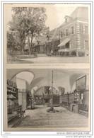 Le Château De Pont-sur-Seine - Propriété De La Famille Casimir-Perier - Page Original - 1894 - 2 - Documentos Históricos
