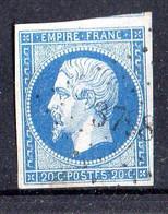 FRANCE ( OBLITERATION  LOSANGE ) : P C  3798   Barbonne  Marne  .  A  SAISIR . - 1849-1876: Periodo Clásico