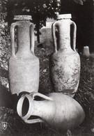 Dept 18,Cher,Cpsm Châteaumeillant,Musée Emile Chénon,Amphores Gallo-romaines - Châteaumeillant