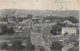 BELGIQUE - 1910 -  HUY - PANORAMA DU CENTRE - Huy