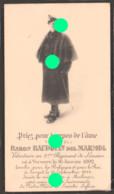 OORLOG GUERRE 14/18 Baron Del Marmol Soldat Volontaire 2 Lansiers Lanciers Verviers 1892 Sempst Mechelen 1914 - Overlijden