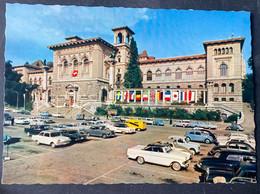 Lausanne L' Université/ Old Cars - VD Vaud