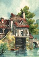 N°85909 -cpsm Illustrateur Barday - - Autres Illustrateurs