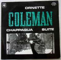 Ornette Coleman Chappaqua LP 33 BIEM 1968 Supraphon 15998 - Jazz
