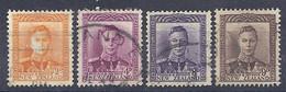 210039817  N. ZELANDA.  YVERT   Nº  285/286/289/290 - Used Stamps