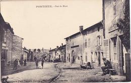 Piq-  88 Vosges  Cpa  PORTIEUX - Otros Municipios