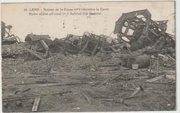 LENS (62 - Pas De Calais) Ruines De La Fosse N° 5 - Lens