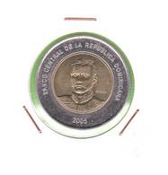 REPUBLIQUE DOMINICAINE / 10 PESOS / 2005 - Dominicana