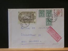 B5697     LETTRE EXPRES LEUVEN 1981    74F - Lettres & Documents