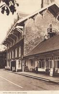 Postcard Hafod Arms Hotel Devil's Bridge Nr Aberystwyth  My Ref B14363MD - Cardiganshire