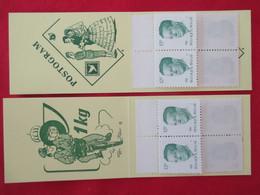Belgium C16 & C17 See Scan (41) - Booklets 1953-....