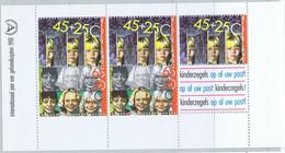 BL 023 ** - Cote 5,00 €  - Pour L'enfance - Unused Stamps