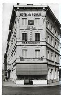 ANVERS Hôtel Du Square Restaurant-Café Propr. Stappaert - Flament Ed. Filleul, Cpsm Pf - Antwerpen