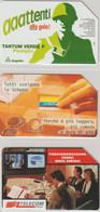 3  USATE   £. 5.000  + £. 10.000 X 2  -  31.12.1998  QUESTE  DA  FOTO - Public Practical Advertising
