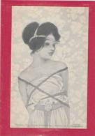 KIRCHNER, RAPHAEL  ; Nurnberg : Théo .Stroefer's Kunstverlag - Série 71  N° 3 Ges Geschützt - Kirchner, Raphael