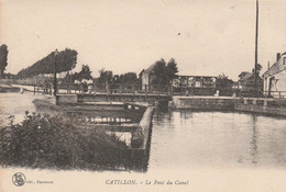 Catillon. Le Pont Du Canal. Scan - Unclassified