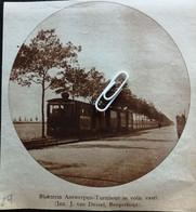 BLOKTREIN ANTWERPEN - TURNHOUT IN VOLLE VAART ..1929../ FOTO J. VAN DESSEL BORGERHOUT - Unclassified