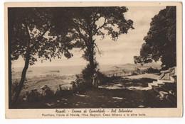 Cartolina - Postcard | Non Viaggiata - Unsent | Napoli - Eremo Di Camaldoli - Dal Belvedere - Napoli (Naples)